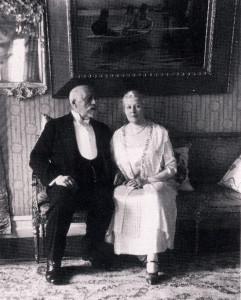 Alfred & Hélène Jacobsson